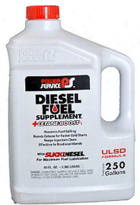 Diesel Fuel Supplement +Cetane Boost