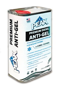 PEAK Premium Diesel Anti-Gel
